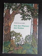 Förster Grünrock erzählt Von den Pflanzen des Waldes-Inge Friebel