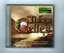 CD (NEW) TUBES CELTES (VARIOUS)