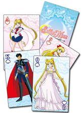 Sailor Moon    Spielkarten / Skatkarten / Playing Cards     offiziel lizenziert