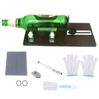 Glass Bottle Cutter DIY Machine For Cutting Wine Beer Craft Accessories Tool YK