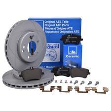 ATE Powerdisc Bremsenset Scheiben Ø288 belüftet Beläge Ceramic WK vorn Mercedes