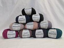 Lang Silkmerino freie Farbwahl hochwertige Wolle Schurwolle Merino