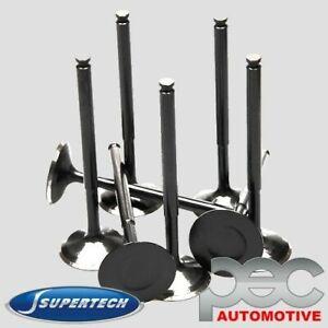 Supertech 3SGTE & S3GE +1mm Oversized Steel Exhaust valve kit
