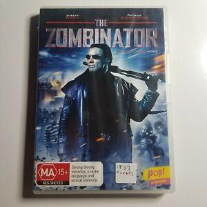 The Zombinator   DVD Movie   Horror   Joseph Aviel, Patrick Kilpatrick  2012
