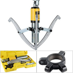 Universal 15 Ton Universal Bearing Puller Hydraulic Pump Gear Hub Removal Tool