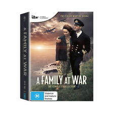 "A FAMILY AT WAR COMPLETE SERIES COLLECTION 22 DISCS DVD BOX SET R4 ""NEW&SEALED"""