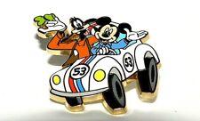 RARE AUTHENTIC DISNEY Herbie Love Bug Mickey Goofy Disneyland GWP Pin #39583