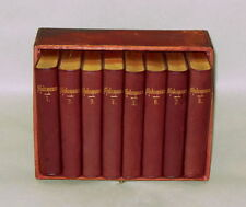 Leather Miniature Antiquarian & Collectible Books