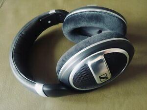 Sennheiser HD 599 SE High End Headphones Mint Condition + Carry Case