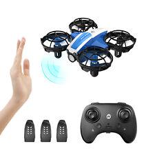 Holy Stone HS330 Mini Drohne 2.4G RC Quadrocopter Drone Mit 3 Akkus für Kinder
