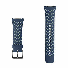 Samsung Original Gear S2 Mendini Edition Sports Watch Wrist Strap - Navy Blue