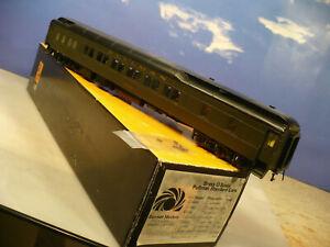 "BRASS O Sunset 2 Rail Heavyweight 12-1 Pullman ""Echo"" F/P NO RESERVE"