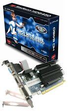 Scheda Video Grafica SAPPHIRE RADEON HD 6450 512M D3 VGA DVI HDMI PCI Express
