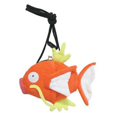 1x Sanei Pokemon All Star Collection (PZ09) Magikarp Plush Coin Pouch with Strap