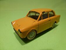 LION CAR DAF D.A.F. 600 VARIOMATIC - YELLOW 1:45 - - GOOD CONDITION