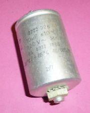 Kondensator  10 µF / 220 Volt AC