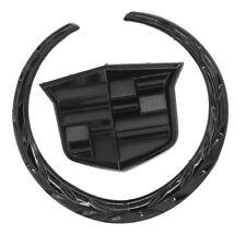 Front Grille Hood 6 In 3D Emblem Ornament Badge Logo Symbol For CADILLAC