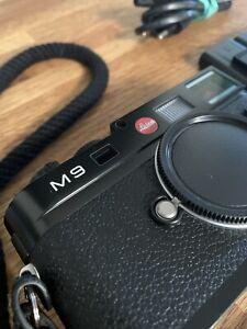 Leica M9 Black Paint