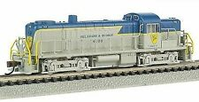 Delaware & Hudson ALCO Rs-3 DCC Equipped #4103 - N Scale Bachmann # 64259