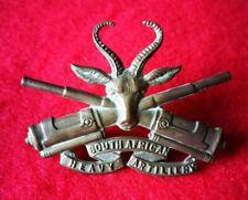 South African Heavy Artillery 1915-1919 cap badge