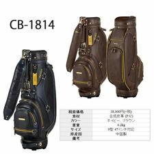 New Honma Golf Caddy Bag Brown