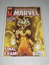 MIGHTY WORLD OF MARVEL VOL 2 #59 MARVEL PANINI COMICS 9TH APRIL 2014