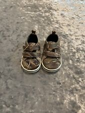 d3a307b3d748f Bill Jordans RealTree Outdoor Camo Sneakers Size 3 Toddler