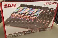 Akai Professional APC40 MKII Ableton Live Music Performance Controller
