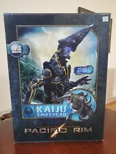 "Unopened NECA Pacific Rim Kaiju Knifehead 20"" Tall Discontinued LED Figure NIB"