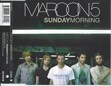 MAROON 5 - Sunday morning CDM 1TR PROMO EU PRINT 2004