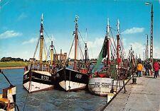 Belgium Nieuwpoort Vissershaven Nieuwport Fishing Port Fischerhafen