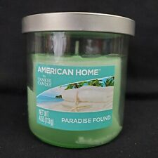 American Home By Yankee Candle 4 Oz Paradise Found 1 Wick Glass Jar Candle