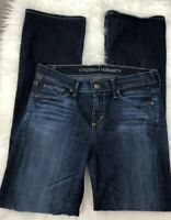 """Womens Citizens Of Humanity Jeans Size 28 Dita Pebble Bootcut Leg Inseam 31"""""""