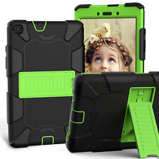 For Samsung Galaxy Tab A 8.0 SM-T290/295 2019 Shockproof Case Tablet Stand Cover