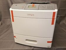 LEXMARK T654DN REMANUFACTURED LASER PRINTER 30G0300 - NEW FUSER WHISPER QUIET