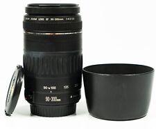 Canon EF 90-300mm F/4.5-5.6 EF Zoom Lens