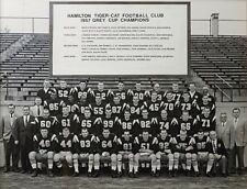 Cfl Hamilton Tiger Cats 1957 Grey Cup Champions 8 X 10 Photo Picture Free Ship
