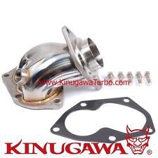 Kinugawa Turbo Dump Down Pipe Mitsubishi 4G63T Lancer EVO 7~9 w/ Gasket & Stud