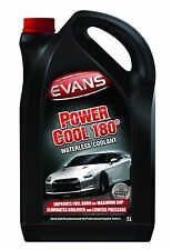 EVANS WATERLESS POWER COOLANT 180 - 5 Litre - Ford Focus ST / Rally Car / Race