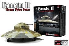 1:72 Scale Haunebu II German Flying Saucer Model Kit - Squadron Models #SQ-0001