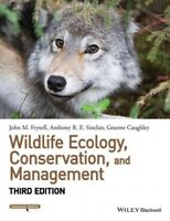 Wildlife Ecology, Conservation, and Management, Paperback by Fryxell, John M....