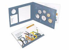 2017 Australia's Baby Uncirculated Coin Mint Set - ABC Theme