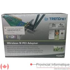 Trendnet Wireless N PCI Adapter