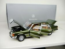 1:18 NOREV Mercedes 450SEL 6.9 grün green metallic NEU NEW