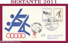 SAN MARINO FDC VENETIA 199 - 1 SM OLIMPIADE 1980  (369)