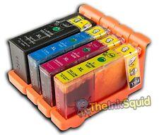 4 Lexmark 100 / 105 / 108 XL Compatible Ink Cartridges