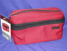 Nylon Camera/Athletic/Electronics/Toiletries Case 9x5x4