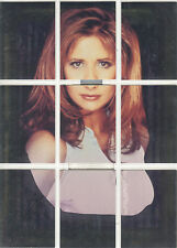 """Buffy Season 1 - C1 - 9 """"The Chosen One"""" Set of 9 Foil Chase Cards"""
