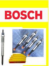 BOSCH DIESEL GLOW PLUGS for Diesel TD42 Y60 4.2 / for Ford MAVERICK GQ Patrol