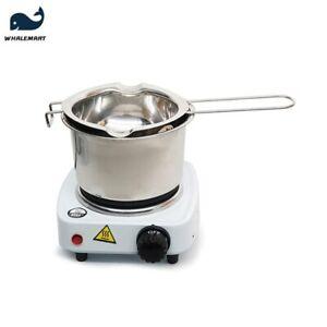 Soap Base Pot Set Stainless Steel Water Heating Boiling Pot For Melting Handmade